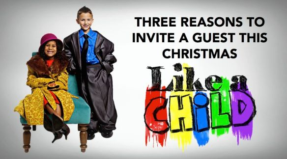 THREE REASON TO INVITE