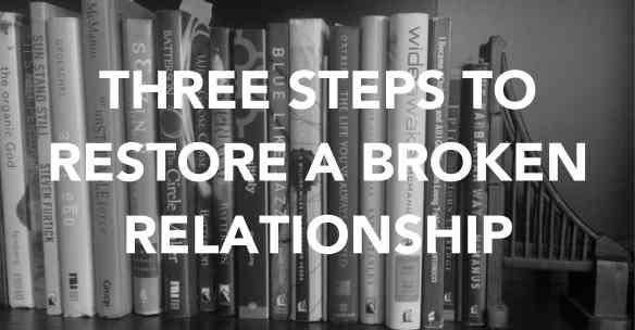 three steps title3